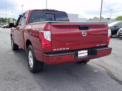 2019 Nissan Titan Crew Cab 4x4, Pickup #1991510 - photo 9