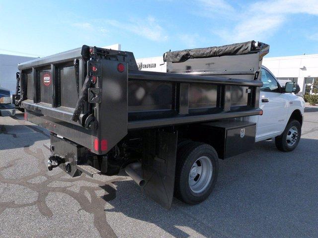 2019 Ram 3500 Regular Cab DRW 4x4, Galion Dump Body #9455200 - photo 1