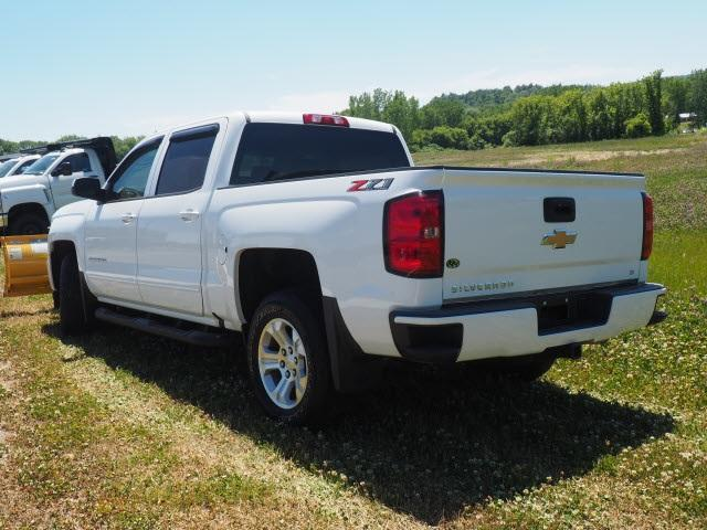 2018 Chevrolet Silverado 1500 Crew Cab 4x4, Pickup #W1579A - photo 1