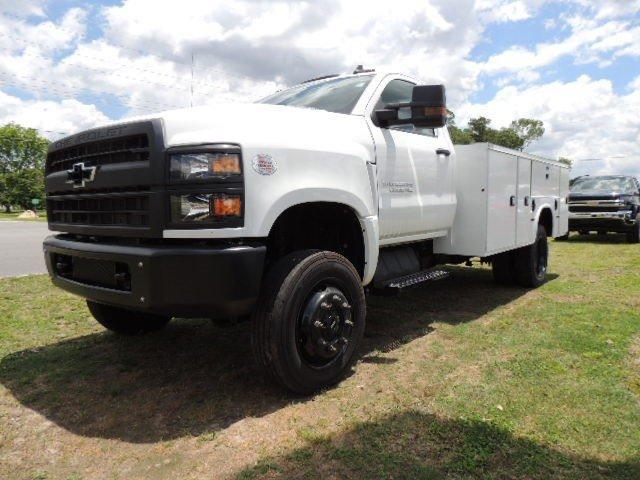 New 2020 Chevrolet Silverado 5500 Service Body For Sale In Washington Nc 26229