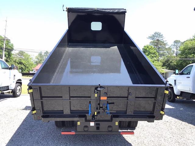 2020 Silverado 5500 Regular Cab DRW 4x2,  PJ's Truck Bodies Landscape Dump #26323 - photo 3