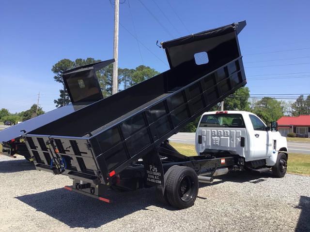 2020 Chevrolet Silverado 5500 Regular Cab DRW 4x2, PJ's Landscape Dump #26323 - photo 4