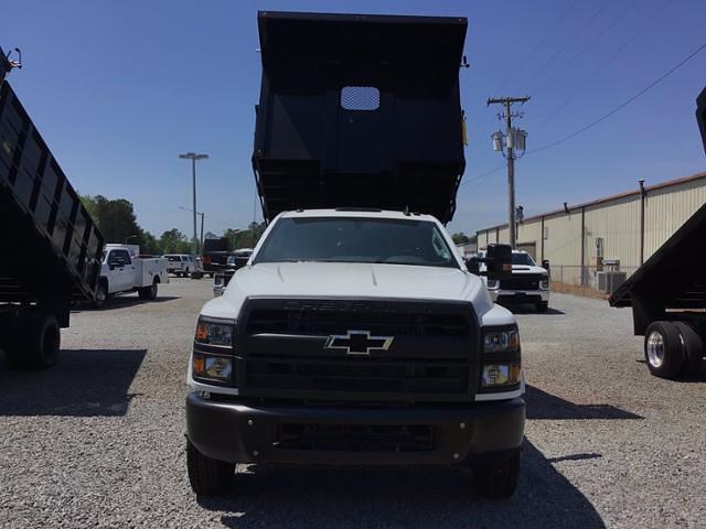 2020 Silverado 5500 Regular Cab DRW 4x2,  PJ's Truck Bodies Landscape Dump #26323 - photo 6