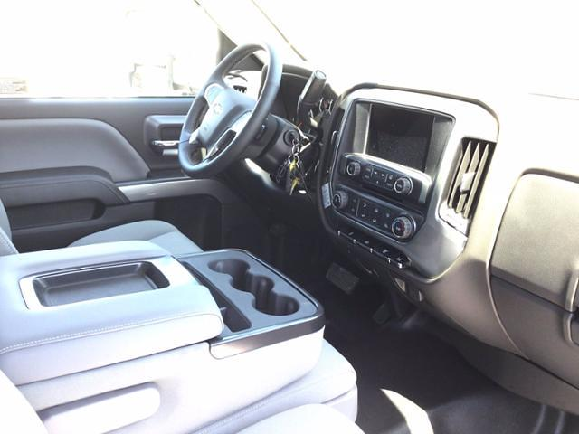 2020 Silverado 5500 Regular Cab DRW 4x2,  PJ's Truck Bodies Landscape Dump #26323 - photo 9
