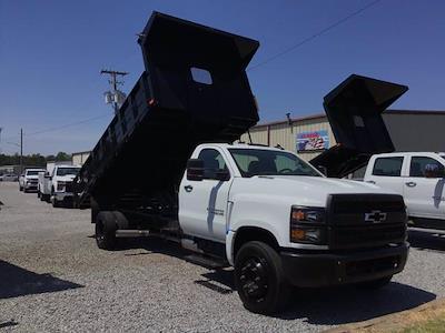 2020 Chevrolet Silverado 5500 Regular Cab DRW 4x2, PJ's Landscape Dump #26323 - photo 5