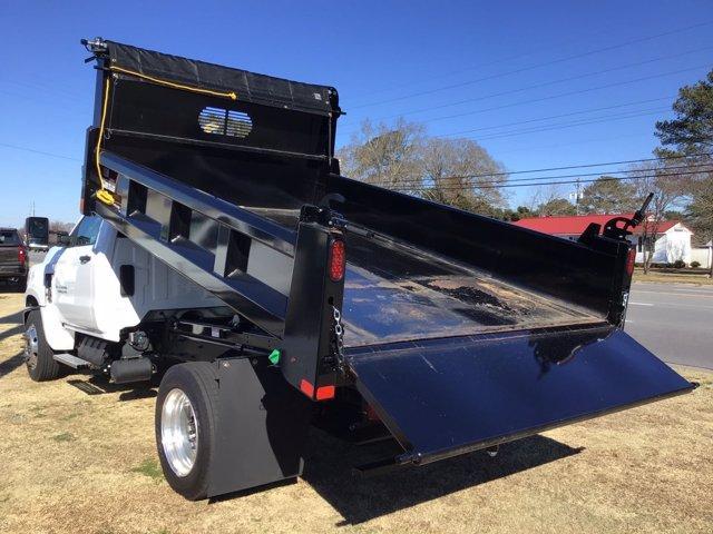 2020 Chevrolet Silverado 5500 Regular Cab DRW 4x2, Rugby Dump Body #26506 - photo 1