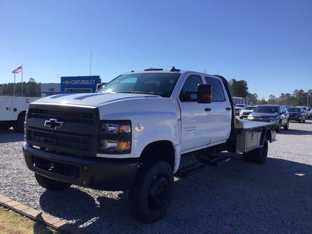 "2020 Chevrolet Silverado 5500 Crew Cab DRW 4x4, 11'4"" cm sk hauler body #26534 - photo 1"