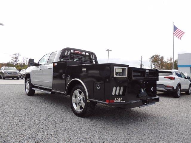 2019 Chevrolet Silverado 2500 Double Cab 4x2, CM Truck Beds Hauler Body #26566 - photo 1