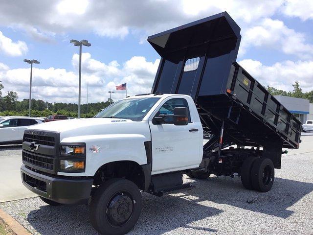 2021 Chevrolet Silverado 5500 Regular Cab DRW 4x4, PJ's Landscape Dump #26717 - photo 1