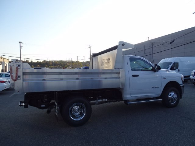 2020 Ram 3500 Regular Cab DRW 4x4, Duramag Dump Body #R2717 - photo 1