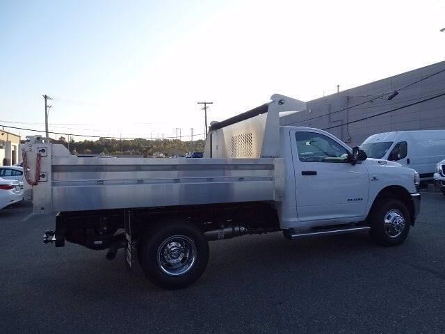 2020 Ram 3500 Regular Cab DRW 4x4, Duramag Dump Body #R2717 - photo 1