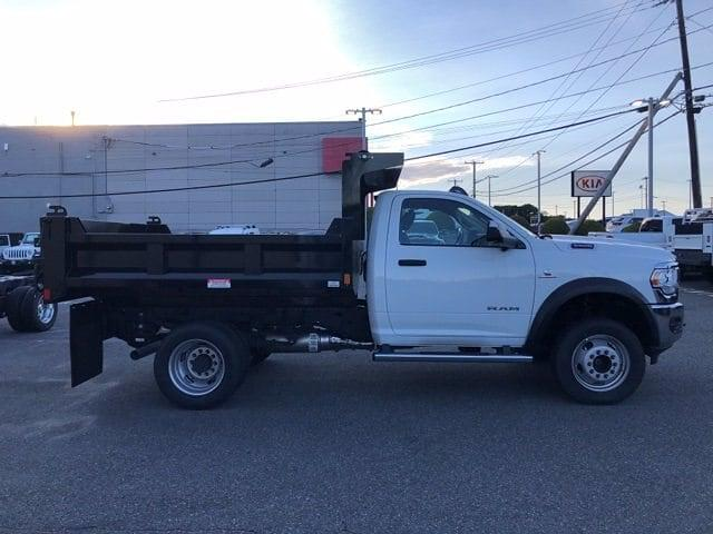2020 Ram 5500 Regular Cab DRW 4x4,  Default SH Truck Bodies Dump Body #R2753 - photo 5