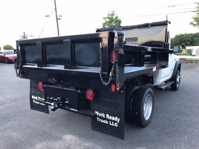 2020 Ram 5500 Regular Cab DRW 4x4,  Default SH Truck Bodies Dump Body #R2753 - photo 2