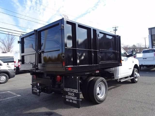 2020 Ram 3500 Regular Cab DRW 4x4, SH Truck Bodies Landscape Dump #R2809 - photo 1