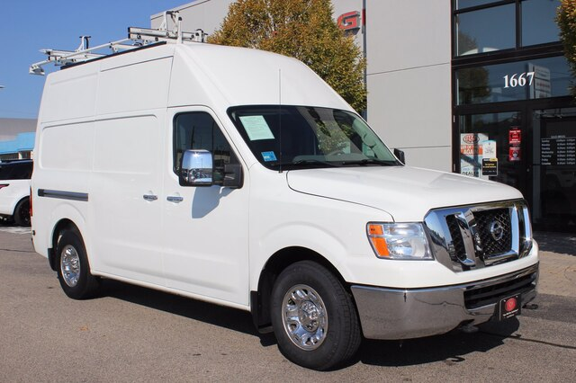 2017 Nissan NV3500 High Roof RWD, Upfitted Cargo Van #R2882A - photo 1