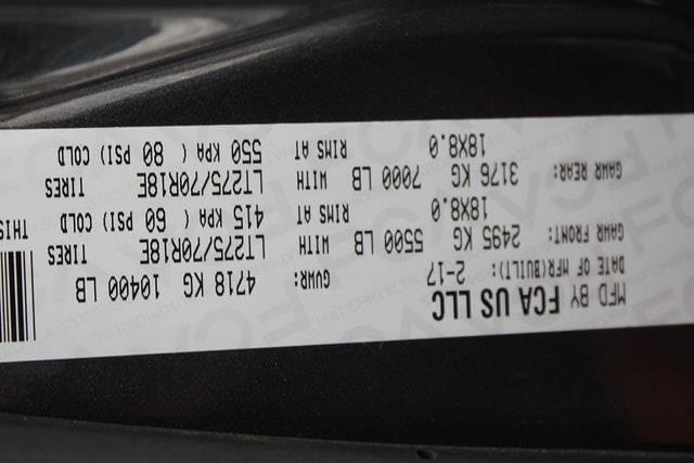 2017 Ram 3500 Regular Cab 4x4, Pickup #RU1022 - photo 29