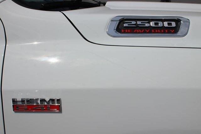 2021 Ram 2500 Crew Cab 4x4,  Pickup #RU1076 - photo 34