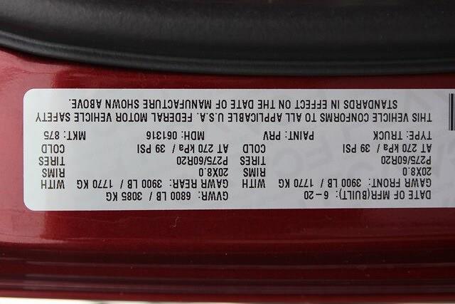 2020 Ram 1500 Quad Cab 4x4,  Pickup #RU1082 - photo 32