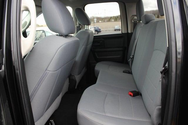 2019 Ram 1500 Quad Cab 4x4, Pickup #RU917 - photo 21