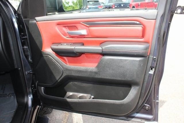 2019 Ram 1500 Quad Cab 4x4, Pickup #RU976 - photo 32