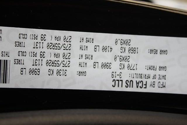 2019 Ram 1500 Crew Cab 4x4, Pickup #RU980 - photo 37