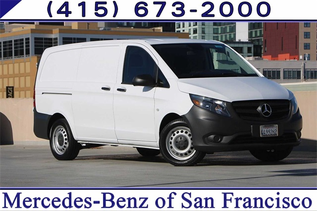 2017 Mercedes-Benz Metris 4x2, Empty Cargo Van #22804 - photo 1