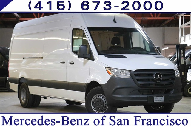2019 Mercedes-Benz Sprinter 3500 High Roof 4x2, Empty Cargo Van #SV2278 - photo 1