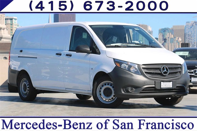 2020 Mercedes-Benz Metris 4x2, Empty Cargo Van #SV2308 - photo 1