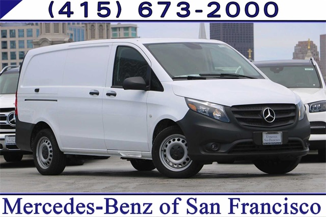2020 Mercedes-Benz Metris 4x2, Empty Cargo Van #SV2317 - photo 1