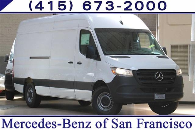 2020 Mercedes-Benz Sprinter 2500 High Roof 4x2, Empty Cargo Van #SV2362 - photo 1