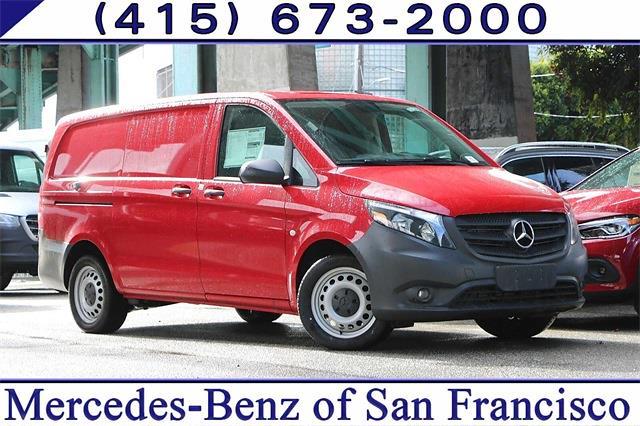 2020 Mercedes-Benz Metris 4x2, Empty Cargo Van #SV2435 - photo 1