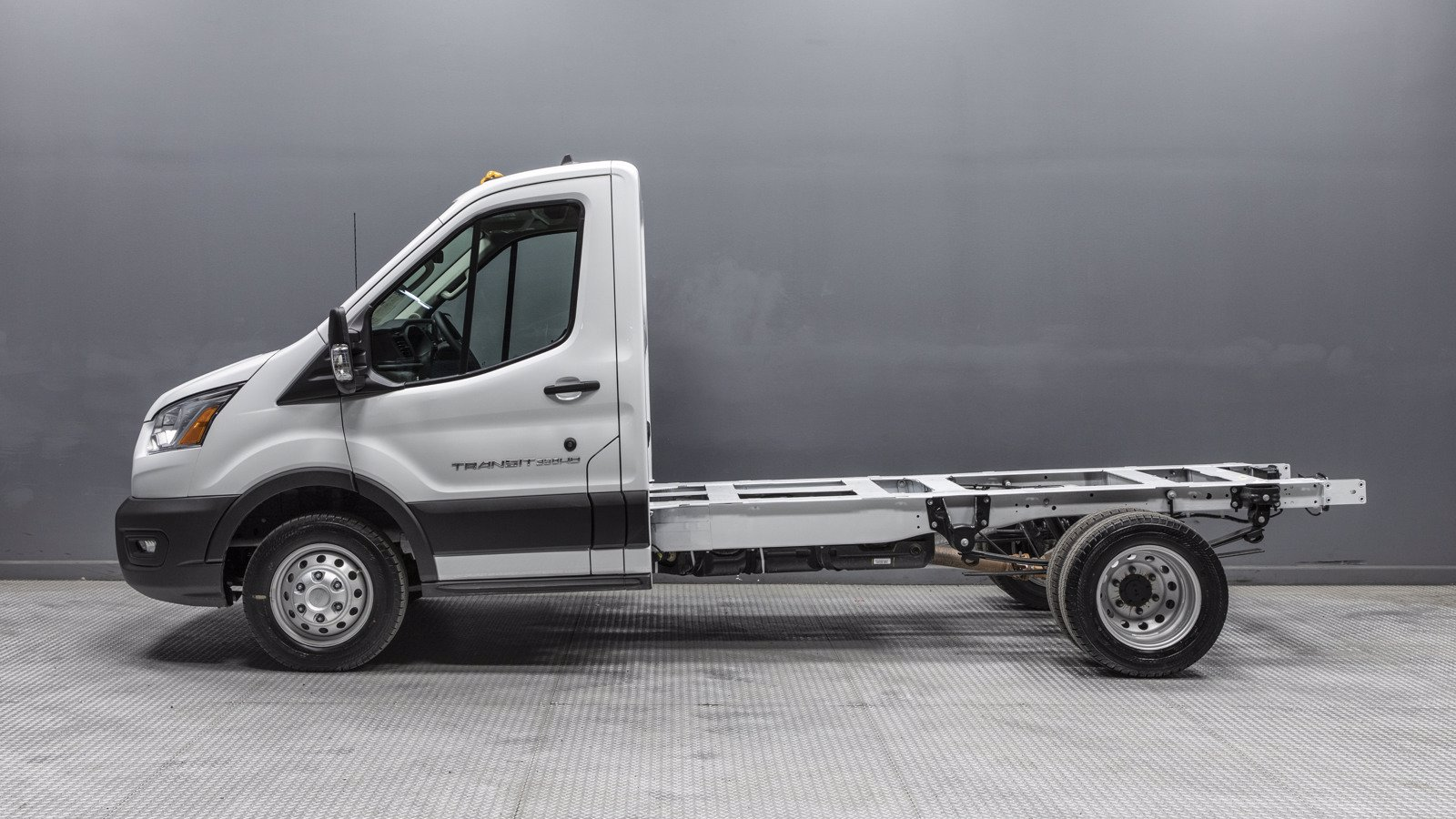 2020 Ford Transit 350 HD DRW RWD, Cab Chassis #02291 - photo 1