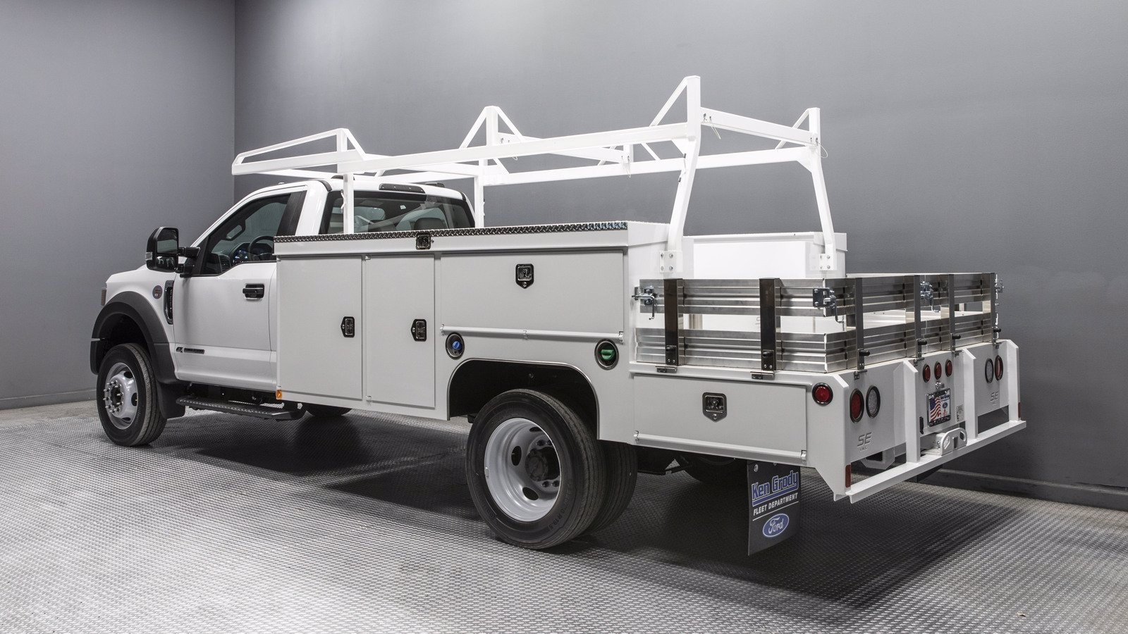 2020 Ford F-550 Regular Cab DRW RWD, Scelzi Combo Body #02668 - photo 1
