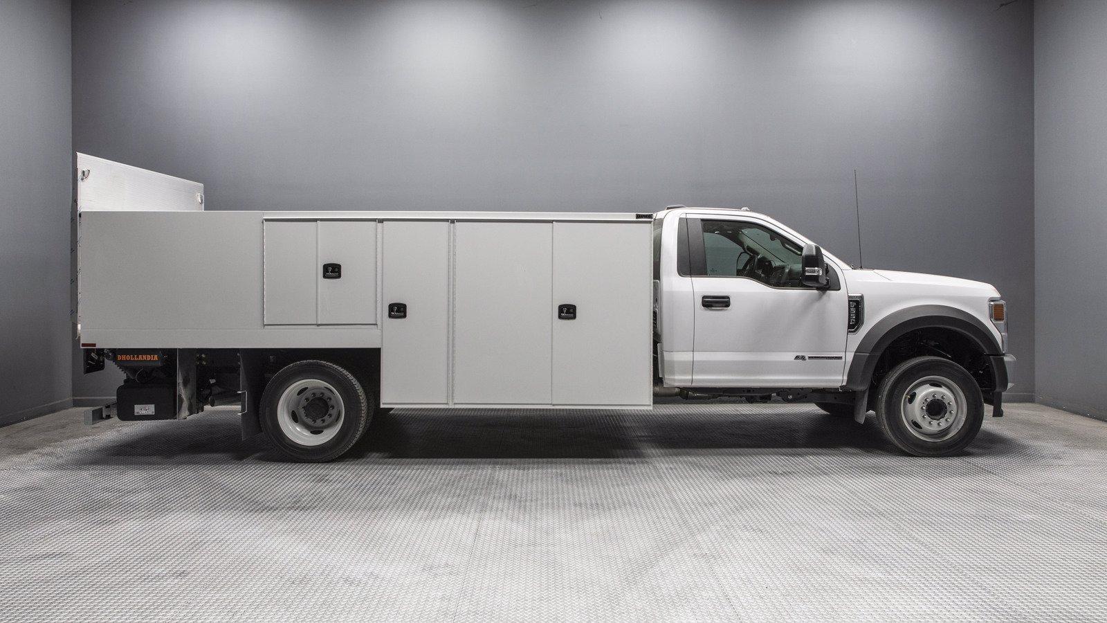 2020 Ford F-550 Regular Cab DRW 4x2, Knapheide Saw Body #04080 - photo 4