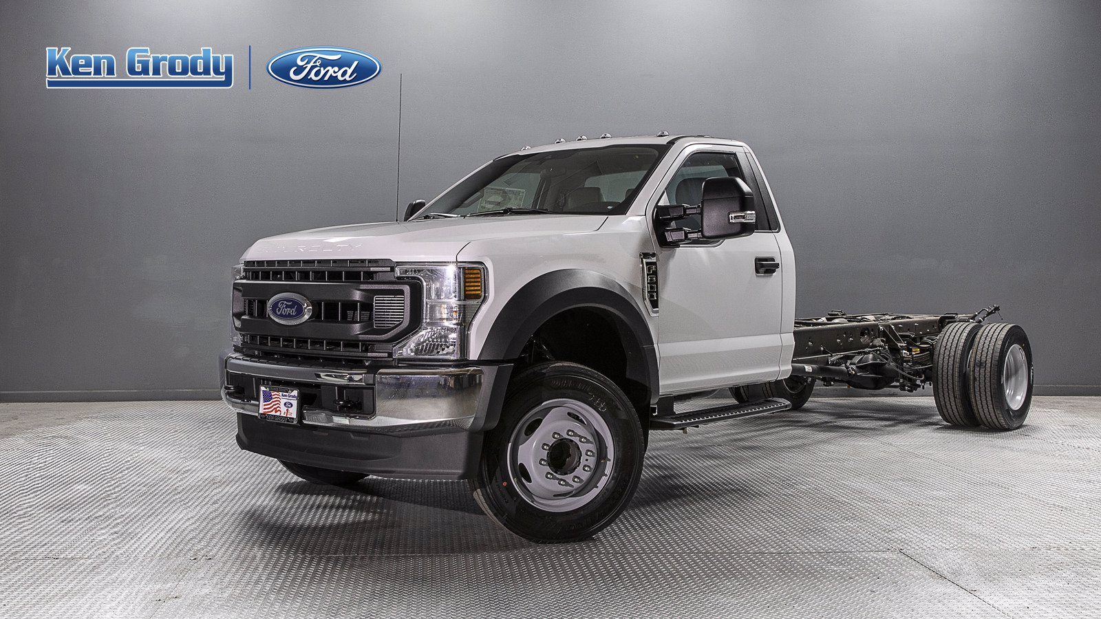2020 Ford F-600 Regular Cab DRW 4x2, Cab Chassis #04210 - photo 1
