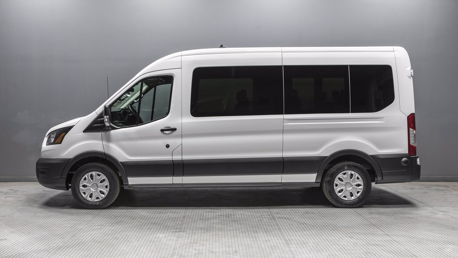 2020 Ford Transit 350 Med Roof 4x2, Passenger Wagon #04548 - photo 1