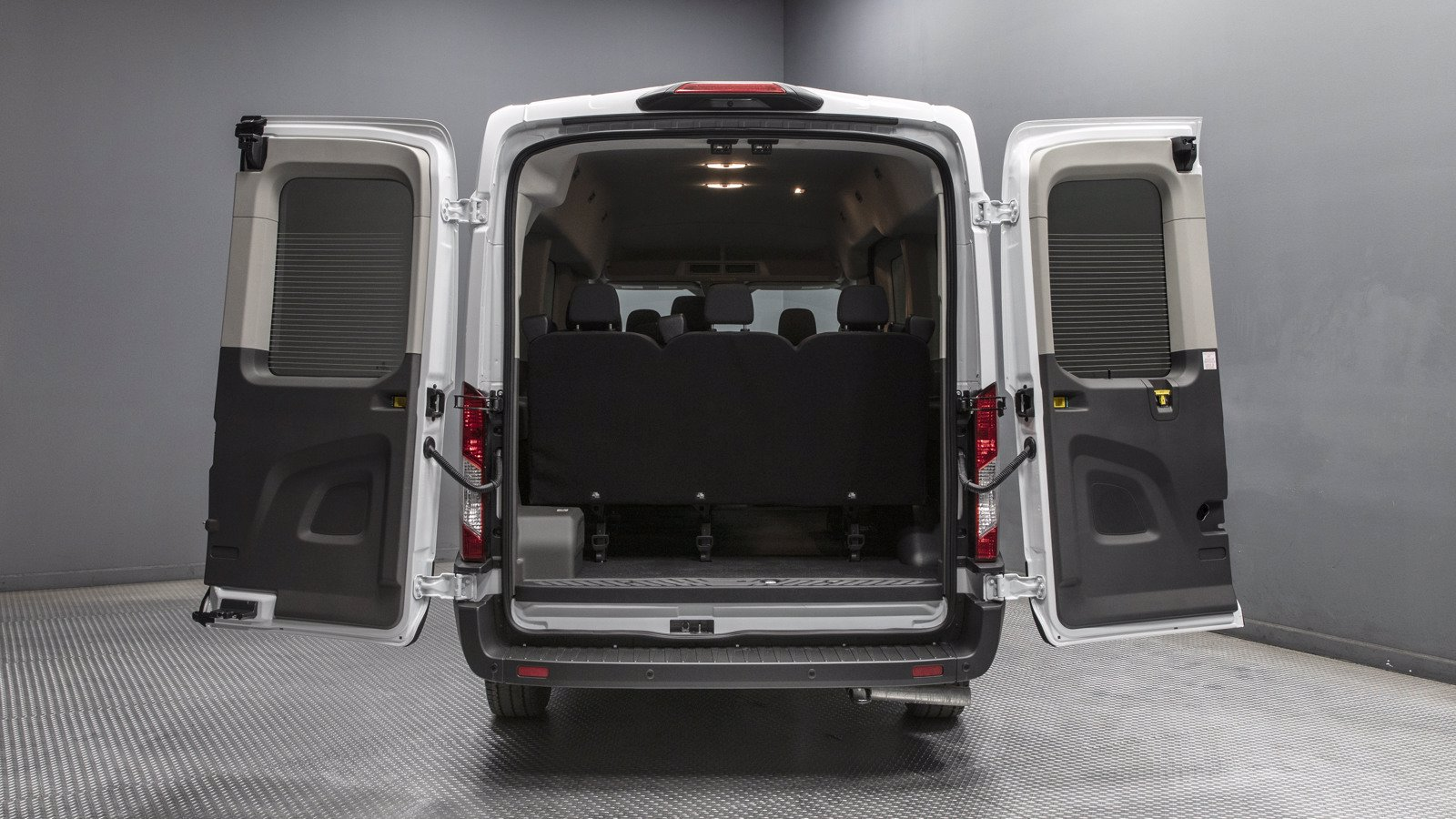 2020 Ford Transit 150 Med Roof 4x2, Passenger Wagon #04560 - photo 1