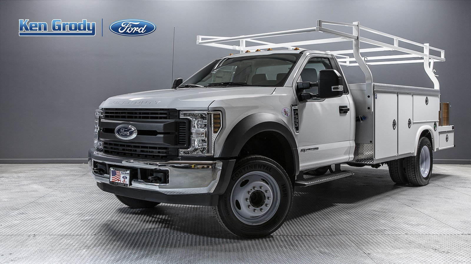 2019 Ford F-550 Regular Cab DRW RWD, Royal Combo Body #15510 - photo 1
