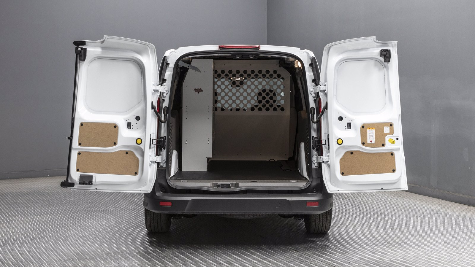 2021 Ford Transit Connect FWD, Upfitted Cargo Van #210099 - photo 1