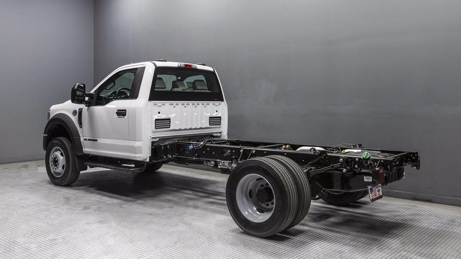2021 Ford F-600 Regular Cab DRW 4x2, Cab Chassis #210604 - photo 1
