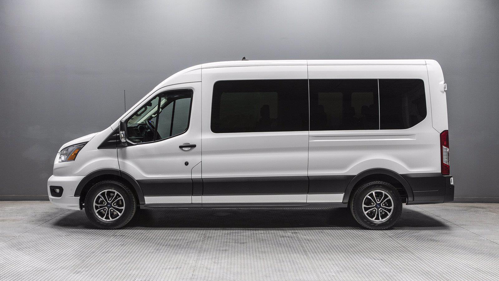 2021 Ford Transit 350 Medium Roof 4x2, Passenger Wagon #211271 - photo 1
