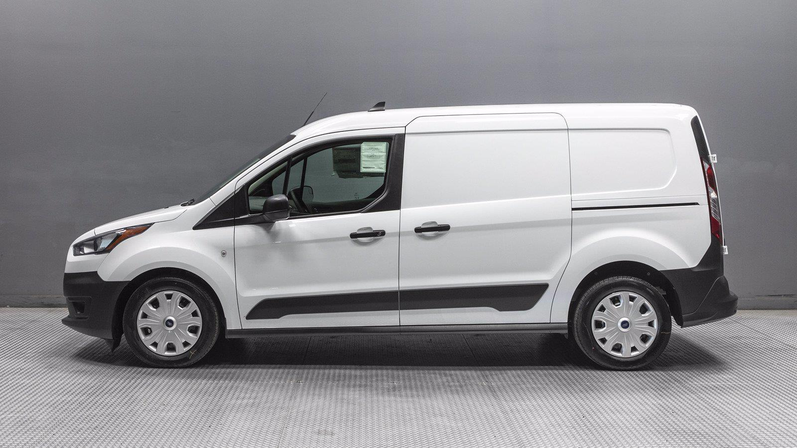 2021 Ford Transit Connect FWD, Upfitted Cargo Van #212491 - photo 1