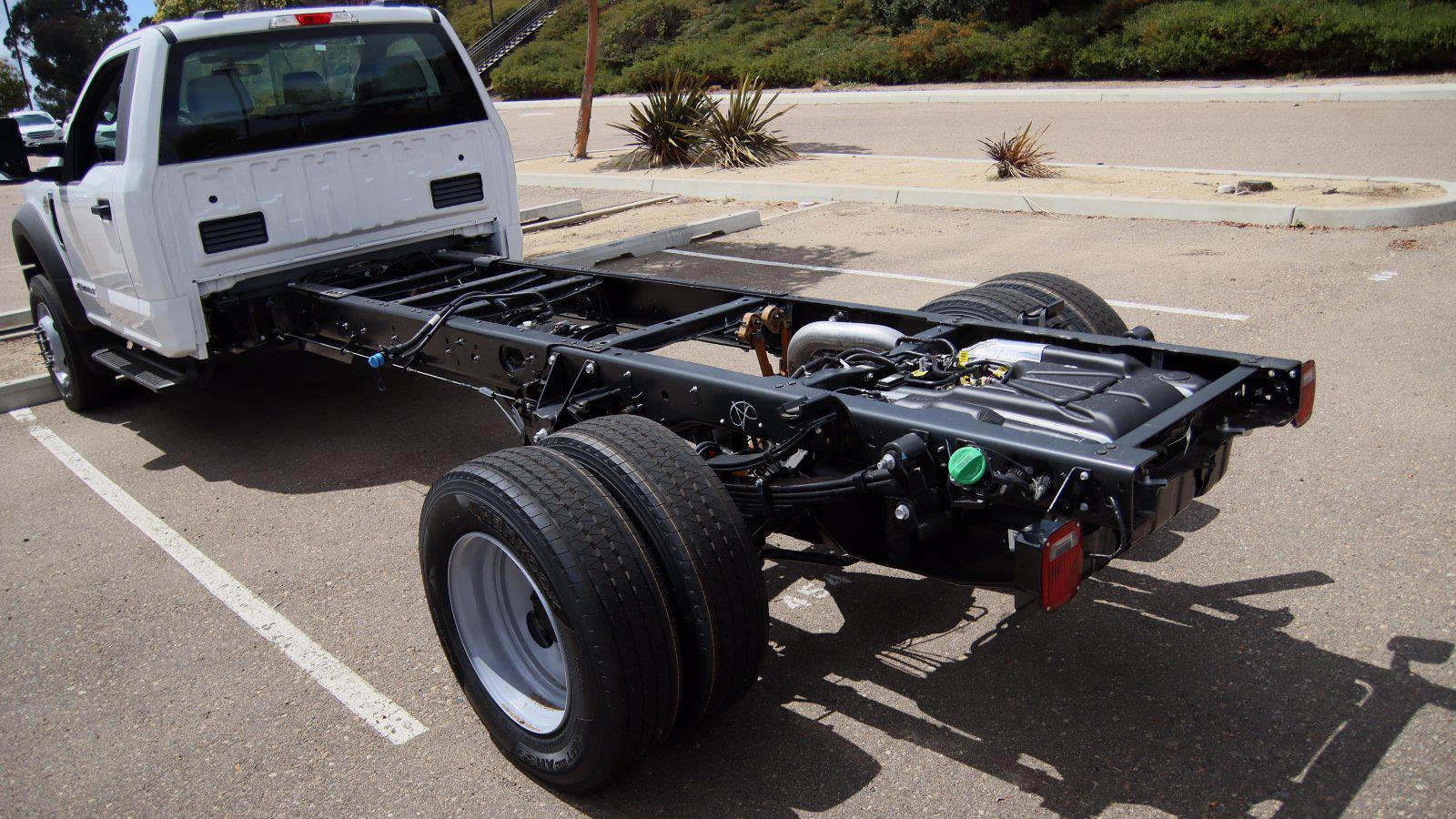 2021 Ford F-600 Regular Cab DRW 4x2, Cab Chassis #215938 - photo 1