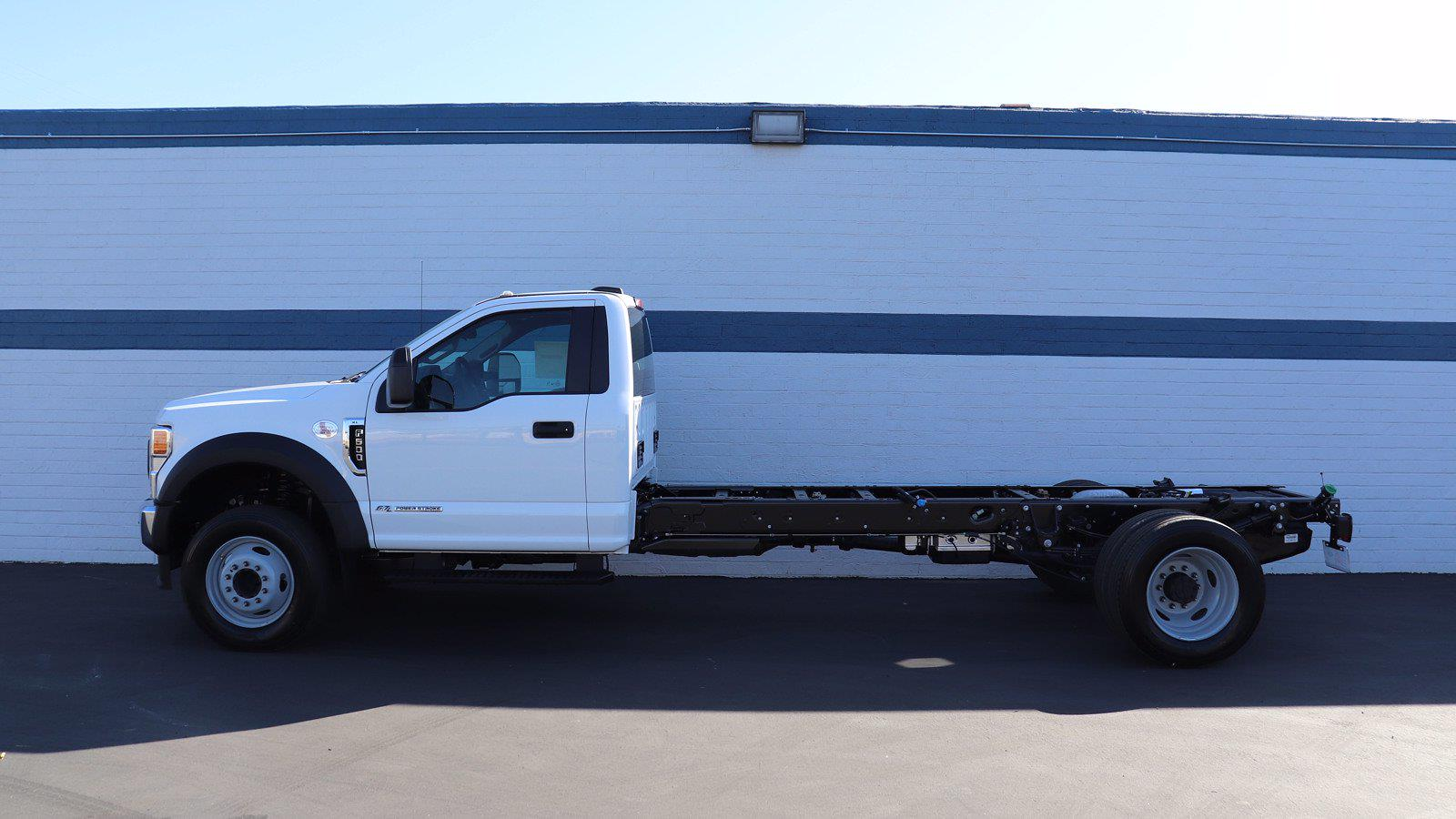 2021 Ford F-600 Regular Cab DRW 4x2, Cab Chassis #24567 - photo 1