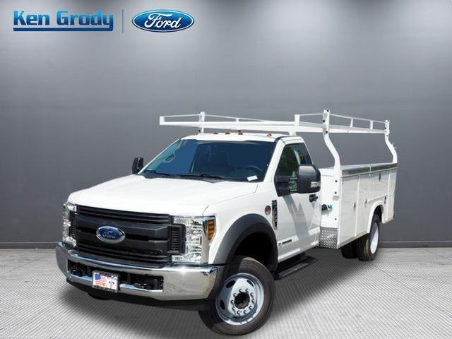 2019 Ford F-550 Regular Cab DRW RWD, Royal Service Body #M22623 - photo 1