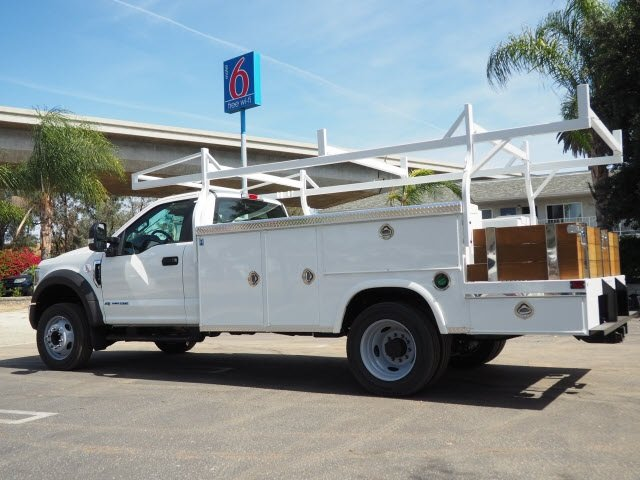 2019 Ford F-550 Regular Cab DRW RWD, Royal Combo Body #M22624 - photo 1
