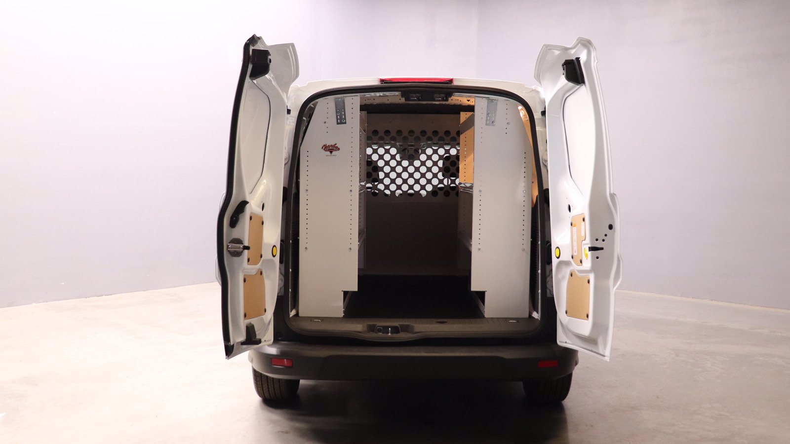 2021 Ford Transit Connect FWD, Harbor Upfitted Cargo Van #M23964 - photo 1