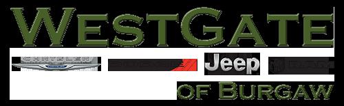 Westgate Chrysler Dodge Jeep RAM of Burgaw logo