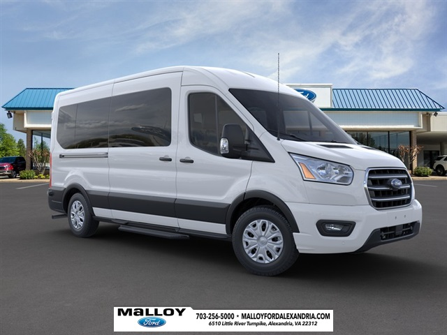2020 Ford Transit 350 Med Roof 4x2, Passenger Wagon #200051 - photo 1