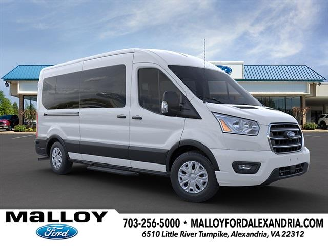 2020 Ford Transit 350 Med Roof 4x2, Passenger Wagon #200099 - photo 1
